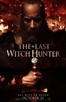 The Last Witch Hunter - Character movie poster (xs thumbnail)