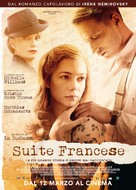 Suite Française - Italian Movie Poster (xs thumbnail)
