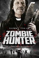 Zombie Hunter - DVD cover (xs thumbnail)