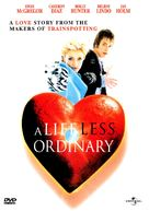 A Life Less Ordinary - DVD cover (xs thumbnail)