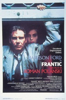 Frantic - Italian Movie Poster (xs thumbnail)