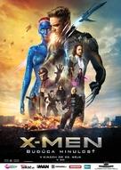 X-Men: Days of Future Past - Slovak Movie Poster (xs thumbnail)