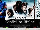 Gandhi to Hitler - Indian Movie Poster (xs thumbnail)