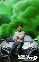 Fast & Furious 9 - Italian Movie Poster (xs thumbnail)