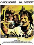 Firewalker - French Movie Poster (xs thumbnail)