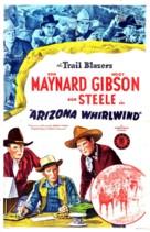 Arizona Whirlwind - Movie Poster (xs thumbnail)