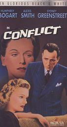 Conflict - VHS movie cover (xs thumbnail)