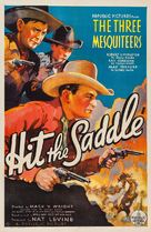 Hit the Saddle - Movie Poster (xs thumbnail)