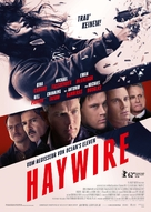 Haywire - German Movie Poster (xs thumbnail)