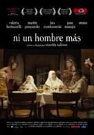 Ni un hombre más - Argentinian Movie Poster (xs thumbnail)