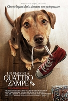 A Dog's Way Home - Italian Movie Poster (xs thumbnail)
