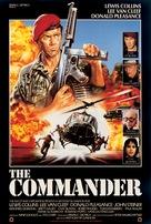 Der Commander - Movie Poster (xs thumbnail)