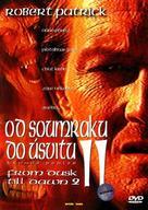 From Dusk Till Dawn 2: Texas Blood Money - Czech DVD movie cover (xs thumbnail)