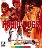 Cani arrabbiati - British Blu-Ray cover (xs thumbnail)