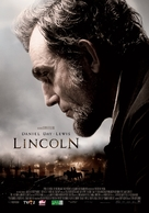 Lincoln - Romanian Movie Poster (xs thumbnail)