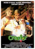 Creator - Spanish Movie Poster (xs thumbnail)