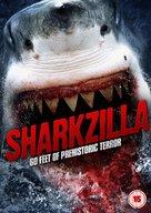 Sharkzilla - British DVD movie cover (xs thumbnail)
