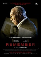 Remember - Italian Movie Poster (xs thumbnail)