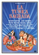 The Robe - Spanish Movie Poster (xs thumbnail)