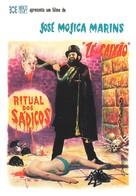 Ritual dos Sádicos, O - Brazilian Movie Poster (xs thumbnail)