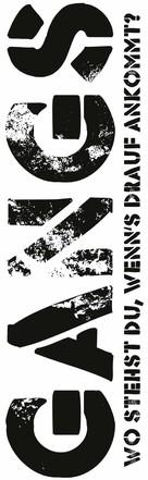 Gangs - German Logo (xs thumbnail)