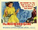 The Wayward Girl - Movie Poster (xs thumbnail)