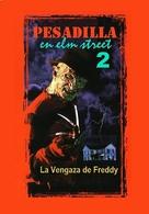 A Nightmare On Elm Street Part 2: Freddy's Revenge - Spanish Movie Cover (xs thumbnail)