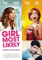 Girl Most Likely - Dutch Movie Poster (xs thumbnail)