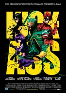 Kick-Ass - Italian Movie Poster (xs thumbnail)