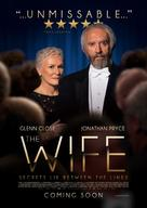 The Wife - South African Movie Poster (xs thumbnail)