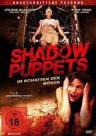 Shadow Puppets - German DVD cover (xs thumbnail)