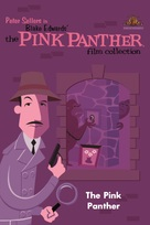 The Pink Panther - DVD movie cover (xs thumbnail)