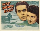 Way Down East - Movie Poster (xs thumbnail)