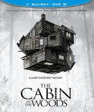 The Cabin in the Woods - Finnish Blu-Ray movie cover (xs thumbnail)