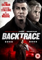 Backtrace - DVD movie cover (xs thumbnail)