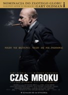 Darkest Hour - Polish Movie Poster (xs thumbnail)