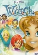 """W.I.T.C.H."" - Czech DVD movie cover (xs thumbnail)"