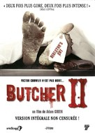 Hatchet 2 - French DVD movie cover (xs thumbnail)