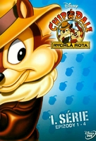 """Chip 'n Dale Rescue Rangers"" - Czech DVD cover (xs thumbnail)"