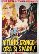 La tumba del pistolero - Italian Movie Poster (xs thumbnail)