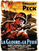 Pork Chop Hill - French Movie Poster (xs thumbnail)
