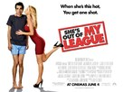She's Out of My League - British Theatrical poster (xs thumbnail)