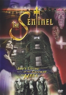 The Sentinel - DVD movie cover (xs thumbnail)