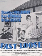 Fast and Loose - Movie Poster (xs thumbnail)