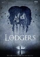 The Lodgers - Irish Movie Poster (xs thumbnail)