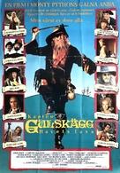 Yellowbeard - Swedish Movie Poster (xs thumbnail)