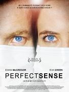 Perfect Sense - French Movie Poster (xs thumbnail)
