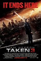 Taken 3 - Movie Poster (xs thumbnail)