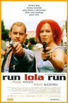 Lola Rennt - Movie Poster (xs thumbnail)