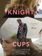 Knight of Cups - French Movie Poster (xs thumbnail)